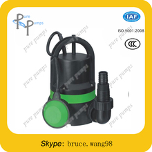 Garden watering pumps with electronic pressure switch