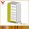 Wooden lacquered cube display table/wedding and party cake display mdf cabinet
