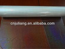 BOPP/PVC/ PET/ holographic film/art paper