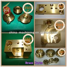 hot sale electronic brass precision machining parts