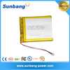 China shenzhen manufacturer 485060 3.7v 1500mah lipo battery for wireless power toys