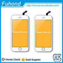 Best quality LCD for iPhone 6 Plus 24kt Gold Conversion Kit