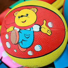 Super quality latest personalized rubber basketball