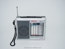 DK-0905 wholesale cellphone style fm/am radio
