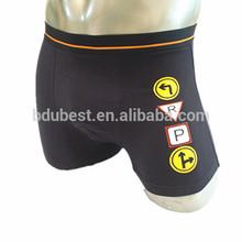 venta al por mayor para hombre boxer shorts cintura personalizada de diseño personalizado