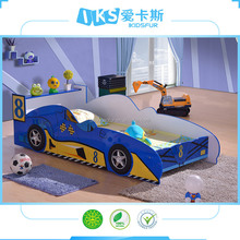 racing full size car bed for kids F8