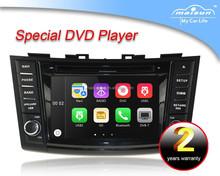 8 inch touch screen best navigation gps dvd for Swift Suzuki Swift 2012 car video dvd player