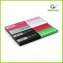 2015 wholesale authentic Green Vaper first ecig Gas Gum with USB charging easy taking
