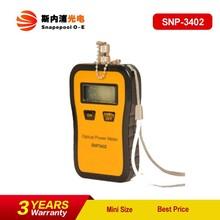 JW3402 cheapest handheld mini optical power meter / optical power meter price / laser power meter