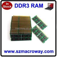 The most classical computer ram scrap memory 4gb ddr3 laptop