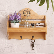 2015 hot selling cheap small wooden wall hanging box wholesale