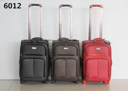 Baigou market famous luggage manufacture Three Birds Brand Lugggage Bag, Semi-finished Trolley Suitcase, Luggage Parts