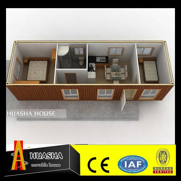 Sound insulated portable house shipping container house plans view sound insulated house hs - Insulating shipping container homes ...