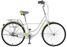 GB3056 Hot sale 24 inch carbon steel frame city bike/ bicycle/ cycle