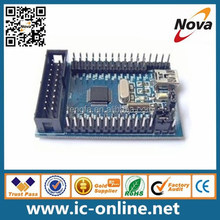 Embedded Microcontrollers STM32F103C8T6 PCB circuit development board