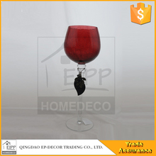 Latest Design Luxury Decorative Decorative Pine Cone Candle Holder