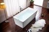 Bathtub Free standing concise style rectangle design Acrylic MV-029D