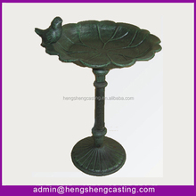 decorative antique cast iron pet bowls & feeders