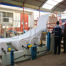 Advanced Configuration Full Automatic High Speed Toilet Paper Making Machine