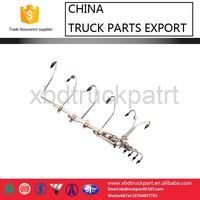 Weichai diesel engine parts high pressure fuel injection pipe 612600081310