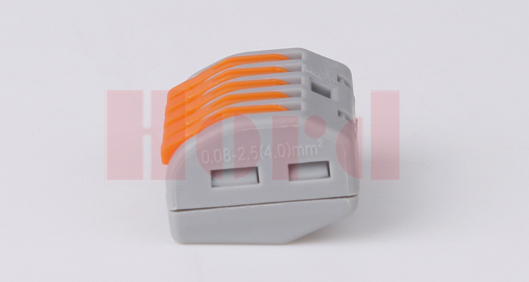 Equivalent Wago 222 Series Push In Wire Connector Terminal