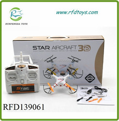 2014 Newest 2.4G 4.5CH RC Quadcopter with 6-Axis Gyro remote control quadcopter with camera