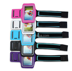 """Universal 5"""" Inch Running Gym Exercise Sports Belt Armband Case for Samsung Galaxy A5 S4 for Huawei phone"""