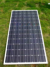 195W mono solar panel for mini projects in electronics for home solar use in china factories