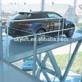 Barato elevador tijera para coche garaje equipo