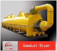 Professional manufacturer of producing indirectly drying Rotary Drum Sawdust Dryer