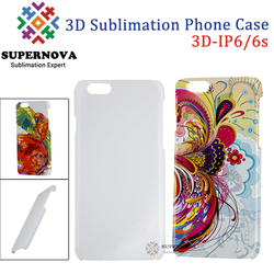 China Supplier Phone Case Printing, Blank Sublimation Mobile Phone Case Cover for iPhone 6/6S
