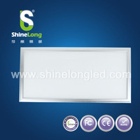 High Bright 90-100lm/w flat led panel 120x60 for ceiling lighting
