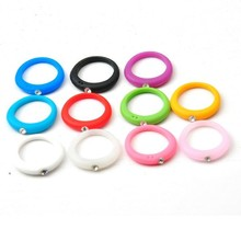 New design silicone finger / thumb ring