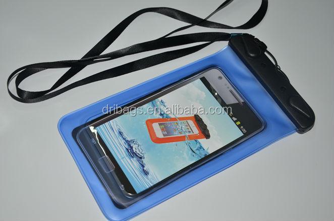 Hot sale fancy PVC waterproof armband mobile phone case
