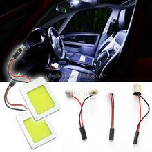 9W Aluminum T10 Festoon Car Dome Reading Interior LED Light