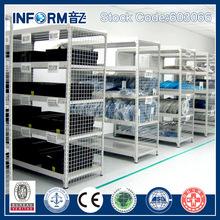 China Famous Brand ---storage rack angle iron rack, slotted angle rack