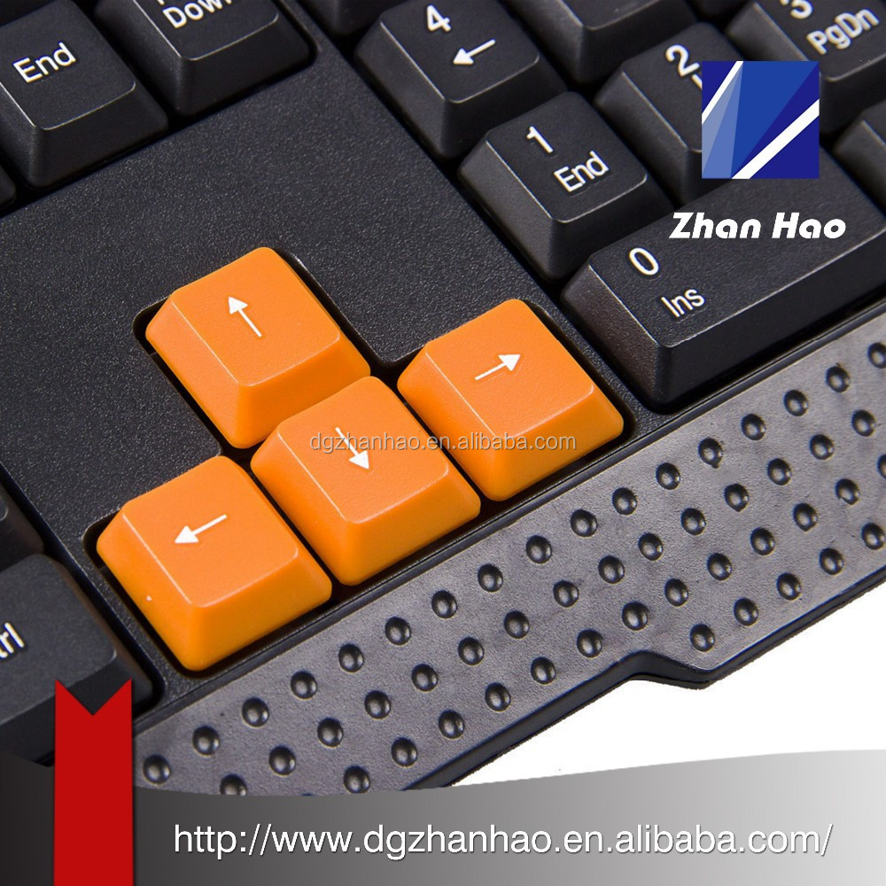 Durable Top quality Game Keyboard Multimedia