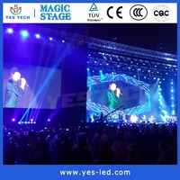 quality performance definition smd display screen concert led display