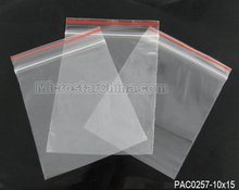 Zip Lock Plastic Bags