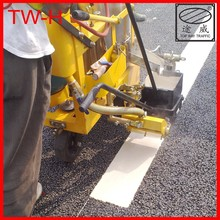 Thermoplastic Paint Spraying Machine
