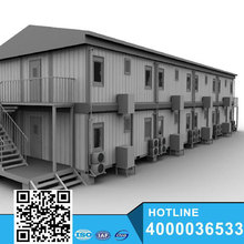 Cheap New Comfortable Free Prefab House for Sale