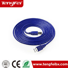 Printer Cable AM-BM USB 2.0 Adapter Cable, Length: 30cm