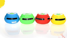 Factory supply portable mini wireless bluetooth speaker with usb charger and FM Radio Waterproof Bluetooth Speaker