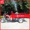 OEM Brand Water Adult Tricycle Heavy Loading Cabin Cargo / Big Wheels Water Tricycle 250cc