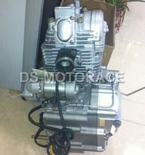 Single cylinder good quality 2 stroke motorcycle engine