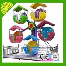 China Factory Ferris Wheel Amusement Park Rides for Sale