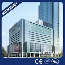 Innovative Facade design and engineering - Aluminium Curtain Wall