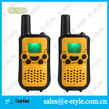 Over 500 to 5000 Meters Cheaper 0.5W buy 2 way radios for kids as a gift