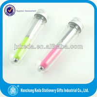 2014 HOT-selling colorful metal stylish pen with EVA grip mini style pen for promotional
