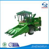 Hot sale! maize silage harvester/corn harvester machine for sale